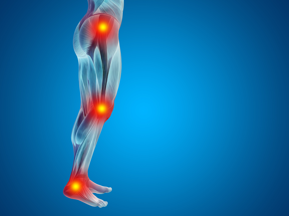 lower extremity pain