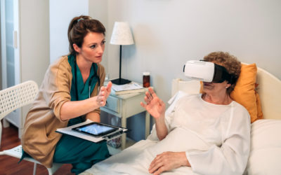 Can Virtual Reality Technology Be Used For Pain Relief?