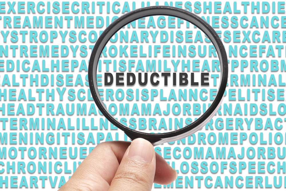 healthcare plan and deductible
