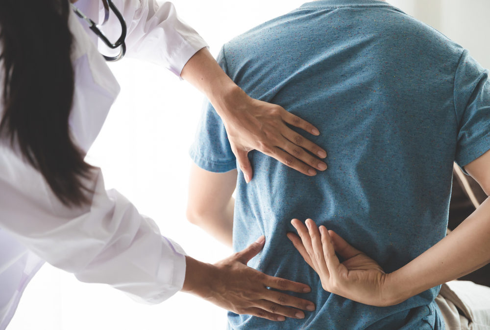 Manipulative Therapy for Chronic Spine Pain